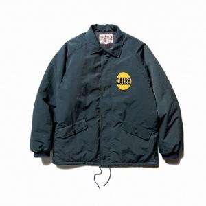 Nylon coach wappen jacket