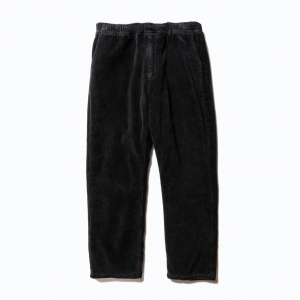 Seal weave cotton fur pants