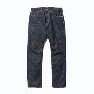 Ow five pocket tapered slim denim pants