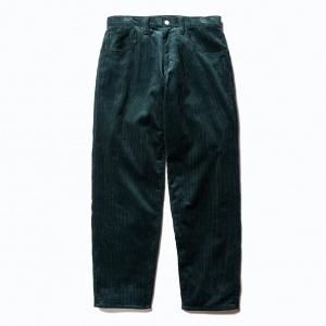 Corduroy 5pocket pants