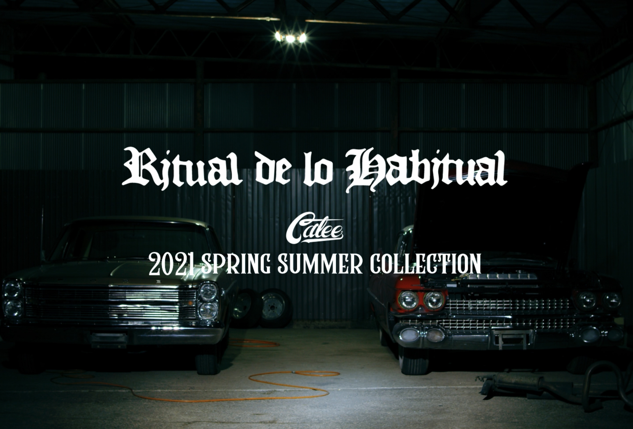 2021 SPRING SUMMER COLLECTION LOOK MOVIE