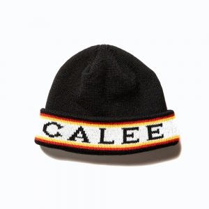 Jacquard knit cap