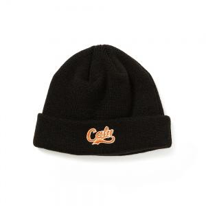 Acrylic knit cap
