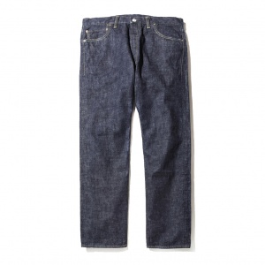 Vintage  reproduct  straight  denim  pants