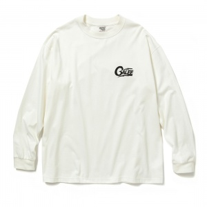 Drop shoulder L/S t-shirt