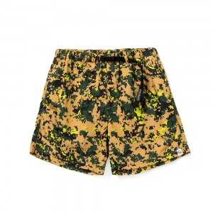 C/N Digital camouflage short pants