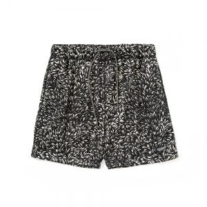 Allover pattern short pants