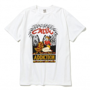 Stretch addiction t-shirt
