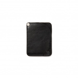 CAL Logo embossing leather card case