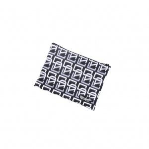 Allover monogram pattern purse<Regular>