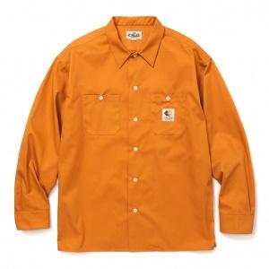 T/C Twill L/S work shirt