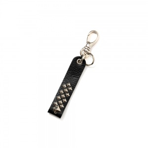 Studs & Embossing assort leather key ring