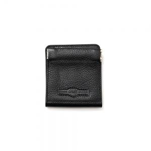 Calee logo embossing multi wallet