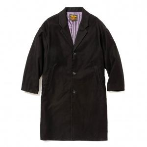 Moleskin chester coat