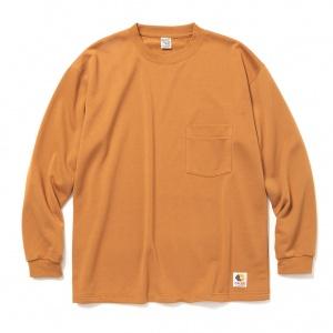 Aeroknot drop shoulder L/S t-shirt
